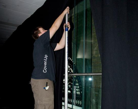 drape hire service