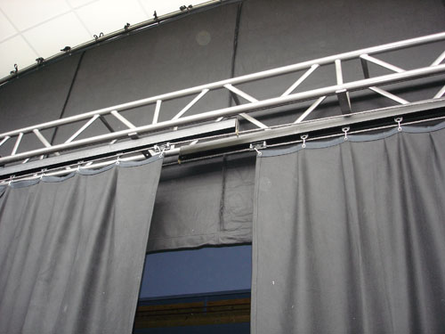 theatre drape hire
